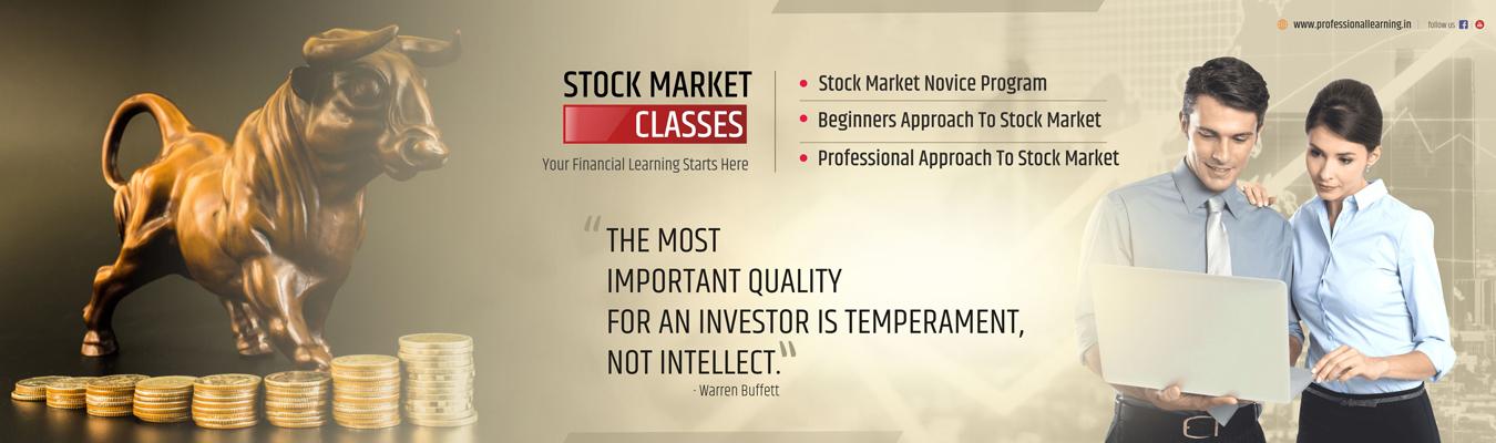 stock market classes