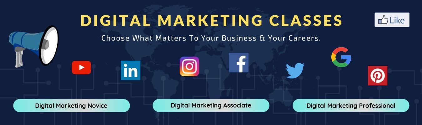 digital marketing classes