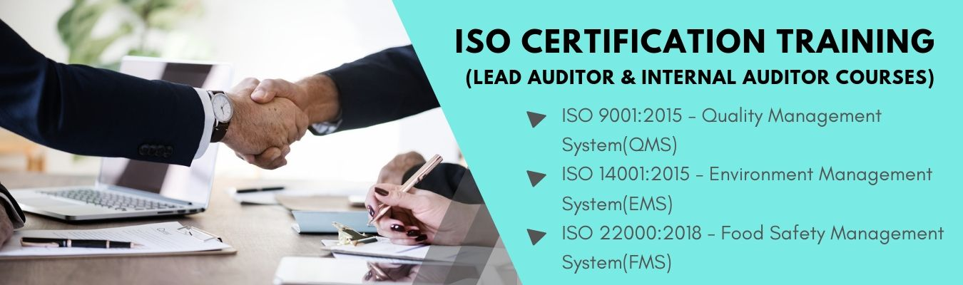 ISO certification training classes