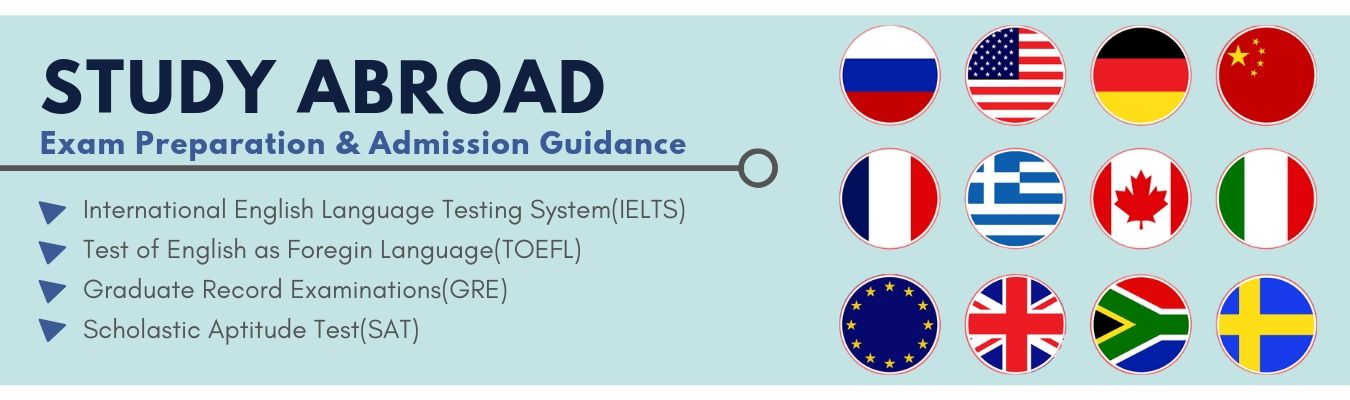 study abroad admission guidance
